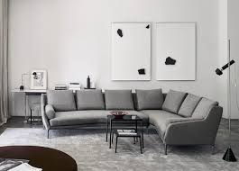 edouard sofa by antonio citterio b u0026b italia comfort with class