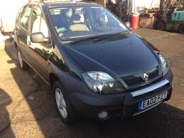 renault scenic 2002 automatic renault scenic 1 9 2002 review specifications and photos