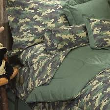 Camo Bed Set King Camouflage Sheet Sets Sheets For Boys Green Camo