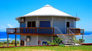architecture modern round deltec homes with hurricane resistant