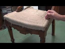 Torres Upholstery Eastlake Chair Upholstery Traditional Springing U0026 Stuffing