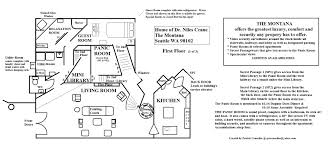 Empire State Building Floor Plans The Floor Plans Blue Prints Of The Montana Sitcoms Online