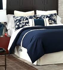 Navy Blue Bedding Set Interior White And Blue Comforter Set Utagriculture
