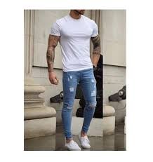 Mens Destroyed Skinny Jeans Compare Prices On Men Destroyed Online Shopping Buy Low Price Men
