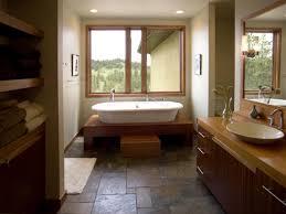 choosing bathroom flooring hgtv porcelain tile flooring