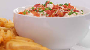 Buffet Potatoes Recipe by How To Make Loaded Baked Potato Dip Video Myrecipes