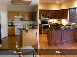 Stains For Kitchen Cabinets Glazing Kitchen Cabinets As Easy Makeover You Can Do On Your Own