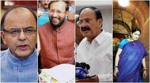 Portfolio Of Cabinet Ministers Inside Track Post With Portfolio The Indian Express