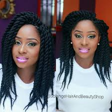 how to pretwist hair we re loving this protective style the boom pre twisted crochet