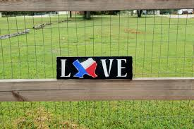 Black And White Texas Flag Rustic Black And White Texas Love Sign Texas State Flag Wooden