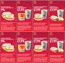 printable vouchers uk mcdonald s breakfast vouchers printable see 1st post hotukdeals