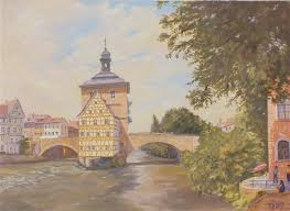till dehrmann artwork the old city hall of bamberg original