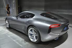 lamaserati concept maserati alfieri coupe delayed until 2018 new granturismo arrives