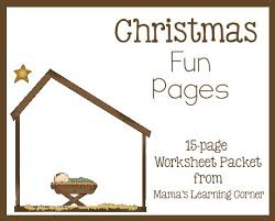 140 best christmas worksheets printables images on pinterest