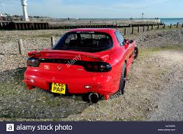 mazda rx7 rotary engine 1992 mazda rx7 modified and tuned japanese sports car fitted with