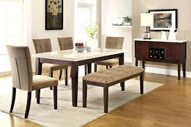 dining tables corner table sets bench style set image with