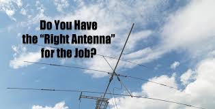 do you have the u201cright antenna u201d for the job u2013 the petite prepper