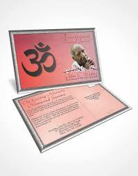 announcement card template hindu love evening peace
