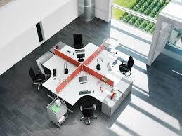 luxury office creative ideas circle office table x shape maroon