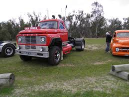 Vintage Ford Truck Australia - ford f800 obviously remotored with something huge with the u2026 flickr