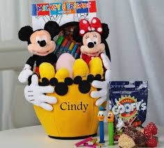 mickey mouse easter basket disney easter basket living in a grown up world