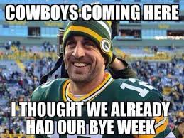 Funny Green Bay Packers Memes - packers cowboys meme sports pinterest packers cowboys packers