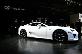 lexus cars 2009 lexus lfa will hit the us soon