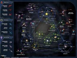 Map Of Universe Earth And Beyond Map By Suricatafx On Deviantart