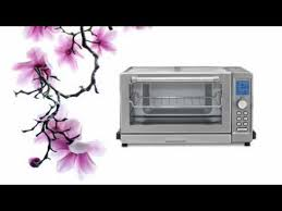 Cuisinart Convection Toaster Oven Tob 195 Watch This Before Buying Cuisinart Tob 135n Deluxe Convection