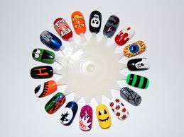 easy halloween nail art designs to master family holiday net
