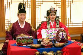 mariage traditionnel us et traditions du mariage coréen le tour du monde en 80