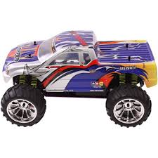 nitro gas rc monster trucks 1 10 nitro rc monster truck mountain viper