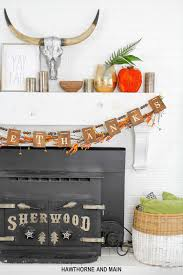 Decorating Your Home For Fall Fall Living Room Refresh U2013 Hawthorne And Main