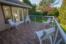 Vinyl Patio Cover Materials by Top 5 Reasons To Choose A Vinyl Deck Surface Tufdek