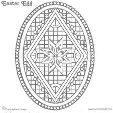 pysanky egg coloring page ukrainian easter egg coloring pages