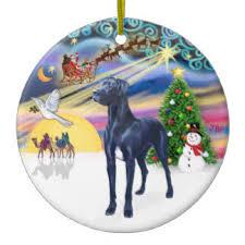 great dane ornaments keepsake ornaments zazzle