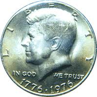 1776 to 1976 quarter dollar 1976 kennedy half dollar value cointrackers