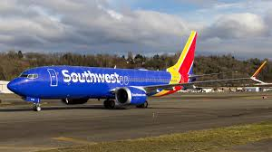 Southwest Flight 59 by Southwest Airlines First 737 Max 8 Takes First Test Flight Real