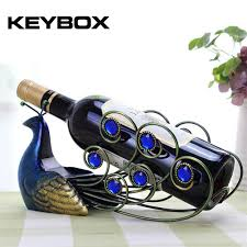 Antler Wine Rack by Online Get Cheap Peacock Wine Rack Aliexpress Com Alibaba Group