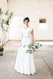 modest bridesmaid dresses 20 gorgeous modest wedding dresses lds living