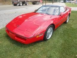 1987 corvette specs 1987 chevrolet corvette coupe data info and specs gtcarlot com