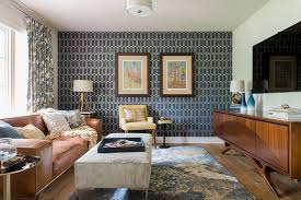 modern family rooms design ideas gorgeous midcentury modern family room with geometric