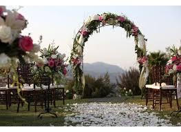 wedding arch garland wedding flowers wedding flower garland for arch
