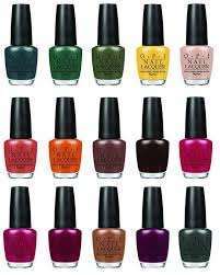review shades colors opi washington dc fall winter collection