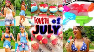 fourth of july ideas u0026 diy treats with niki youtube