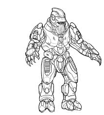 flood coloring pages free printable halo coloring pages for kids