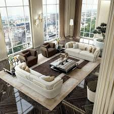 Luxurious Living Room Furniture Luxurious Living Room Furniture 7 Space Is Always Well Organized