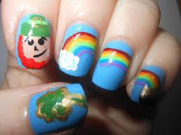 20 st patrick u0027s day nail art ideas u0026 inspiration a sparkly
