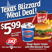 dairy queen home alvin texas menu prices restaurant