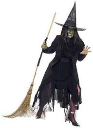 Wicked Witch Halloween Costume Ms Wickd Costume Costumes Halloween Costumes